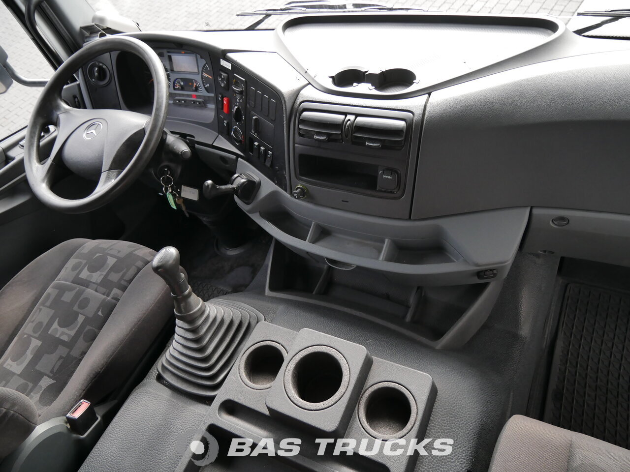 photo de Occasion Camion Mercedes Axor 1829 L 4X2 2008