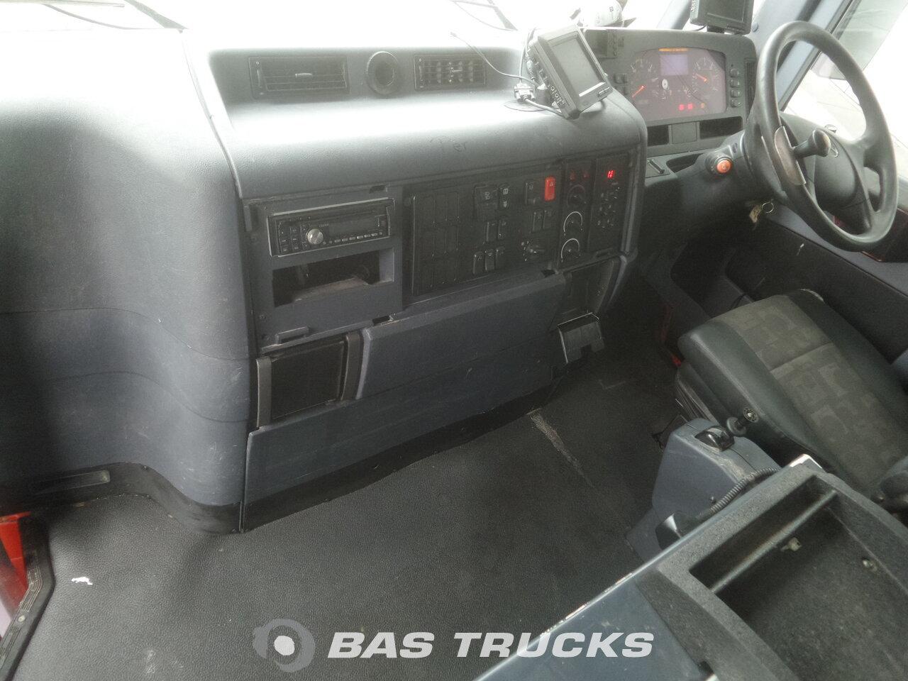 photo de Occasion Camion Mercedes Econic 1828 GL RHD 4X2 2006