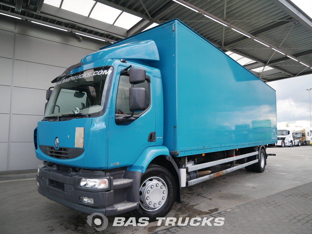photo de Occasion Camion Renault Midlum 270 4X2 2013