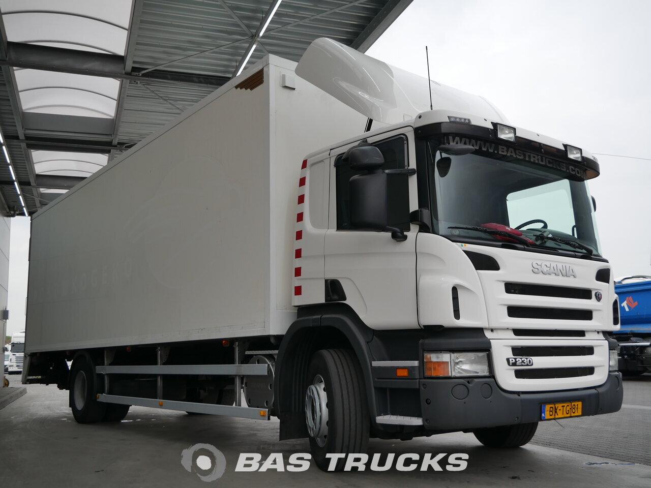 photo de Occasion Camion Scania P230 4X2 2010
