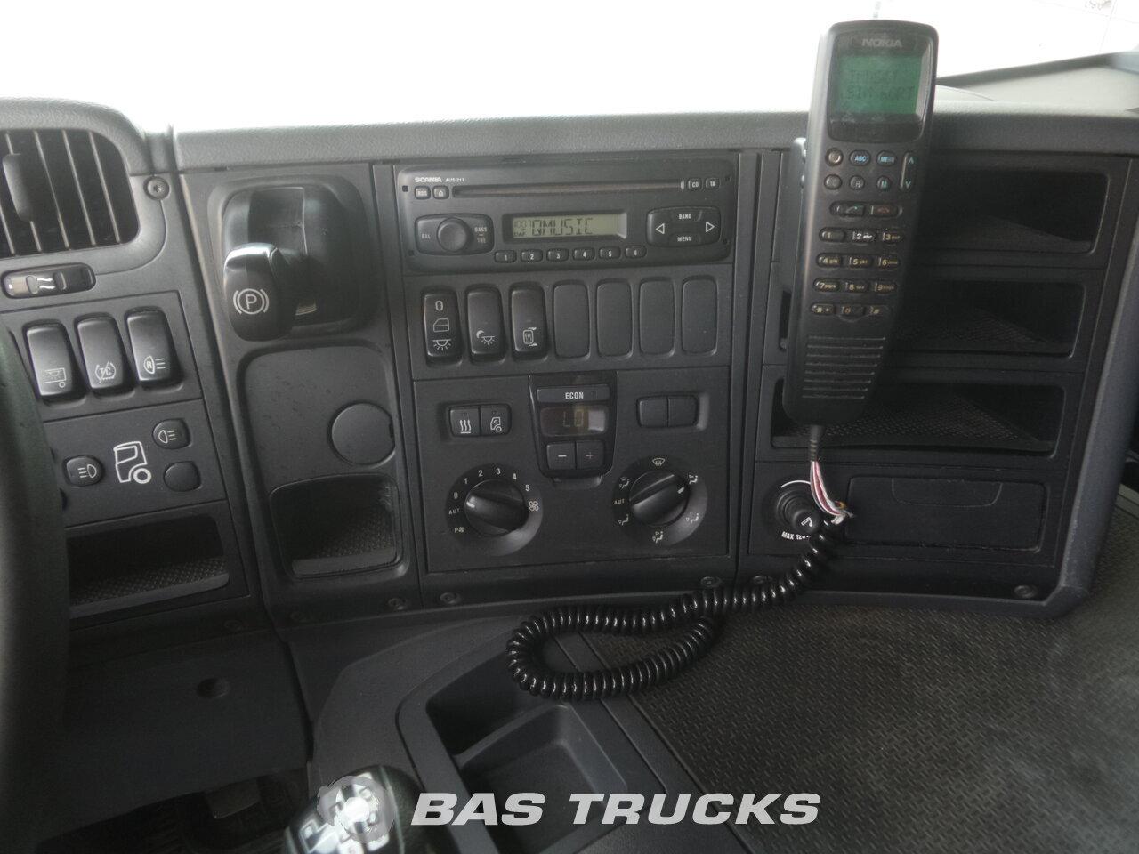 photo de Occasion Camion Scania P270 4X2 2005