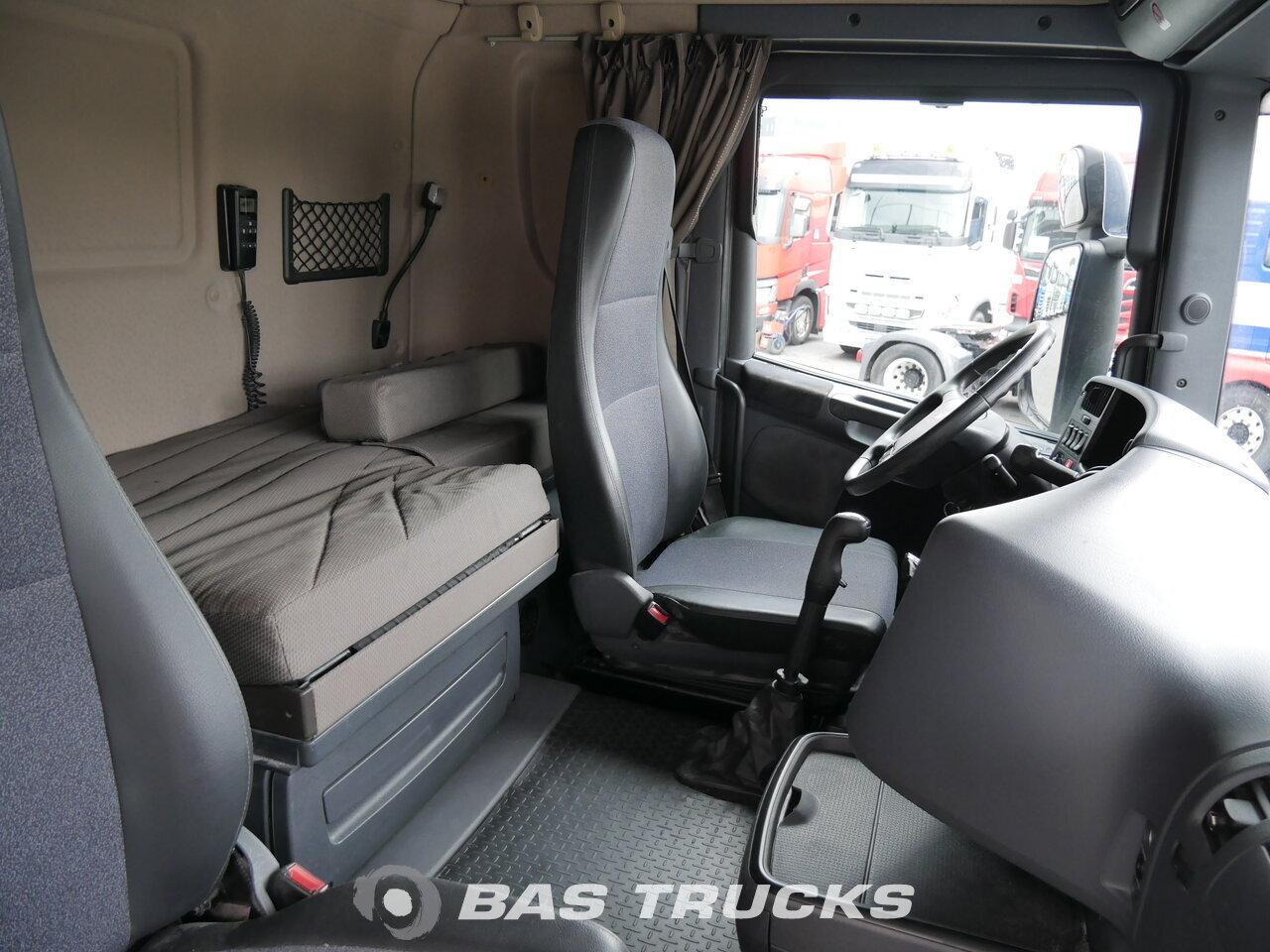 photo de Occasion Camion Scania R400 6X2 2009