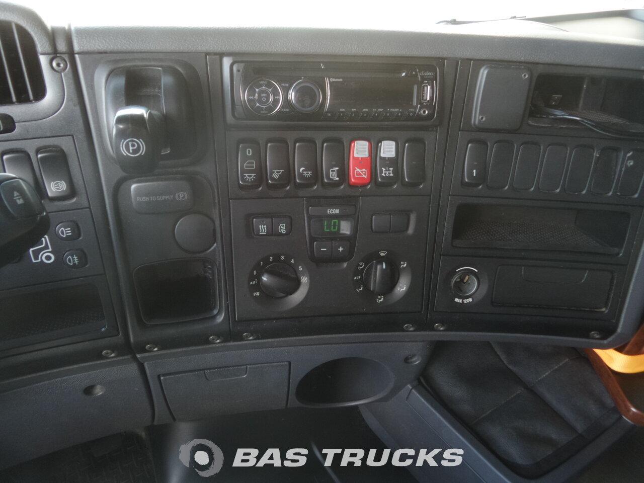 photo de Occasion Camion Scania R420 6X2 2007