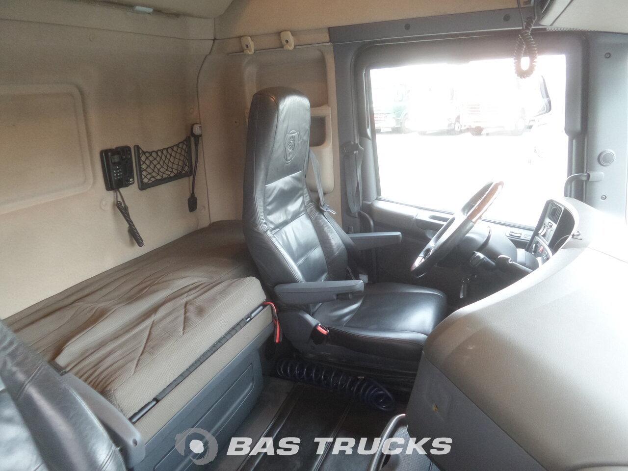 photo de Occasion Camion Scania R500 4X2 2010