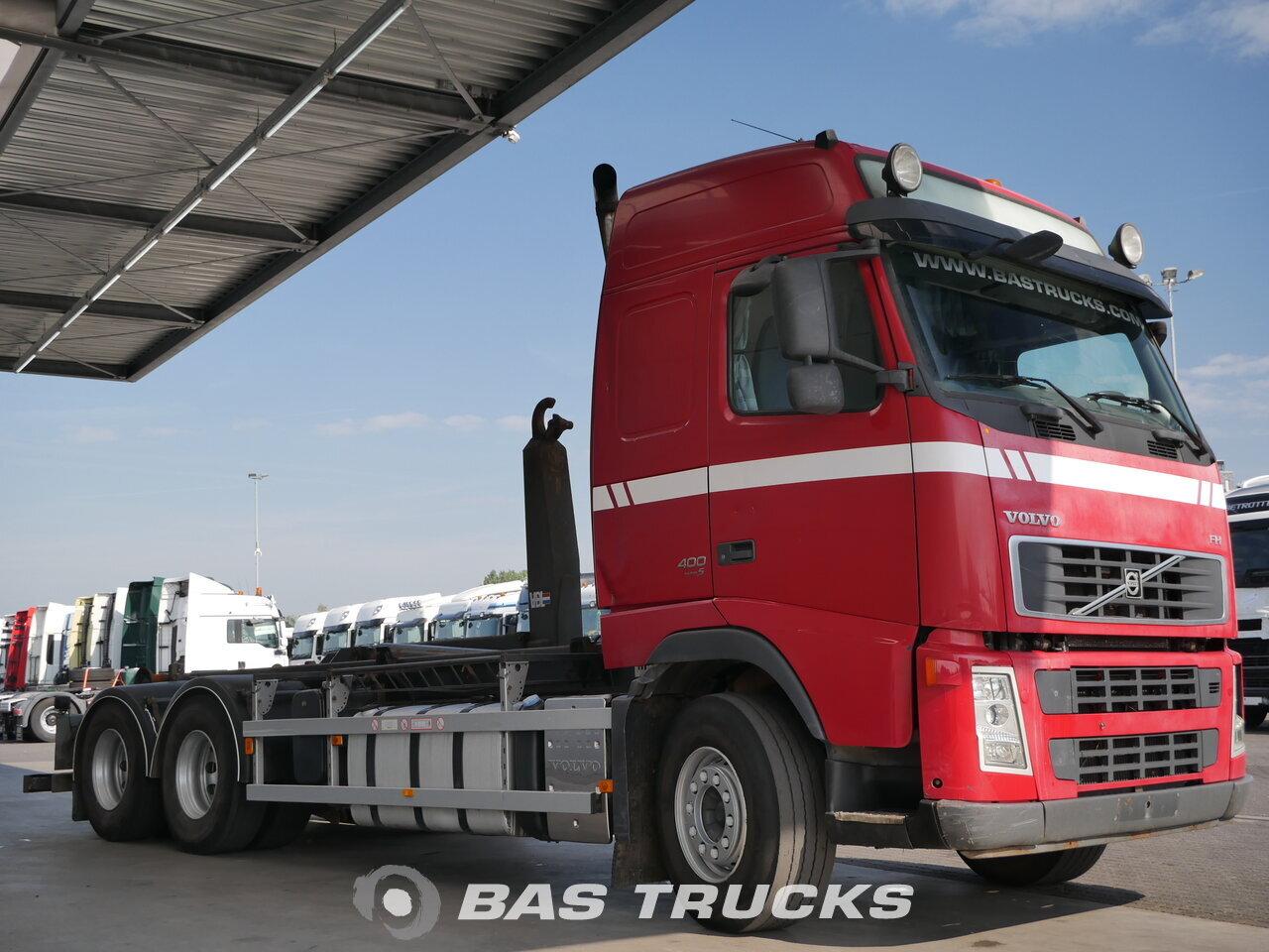 photo de Occasion Camion Volvo FH 400 6X2 2007