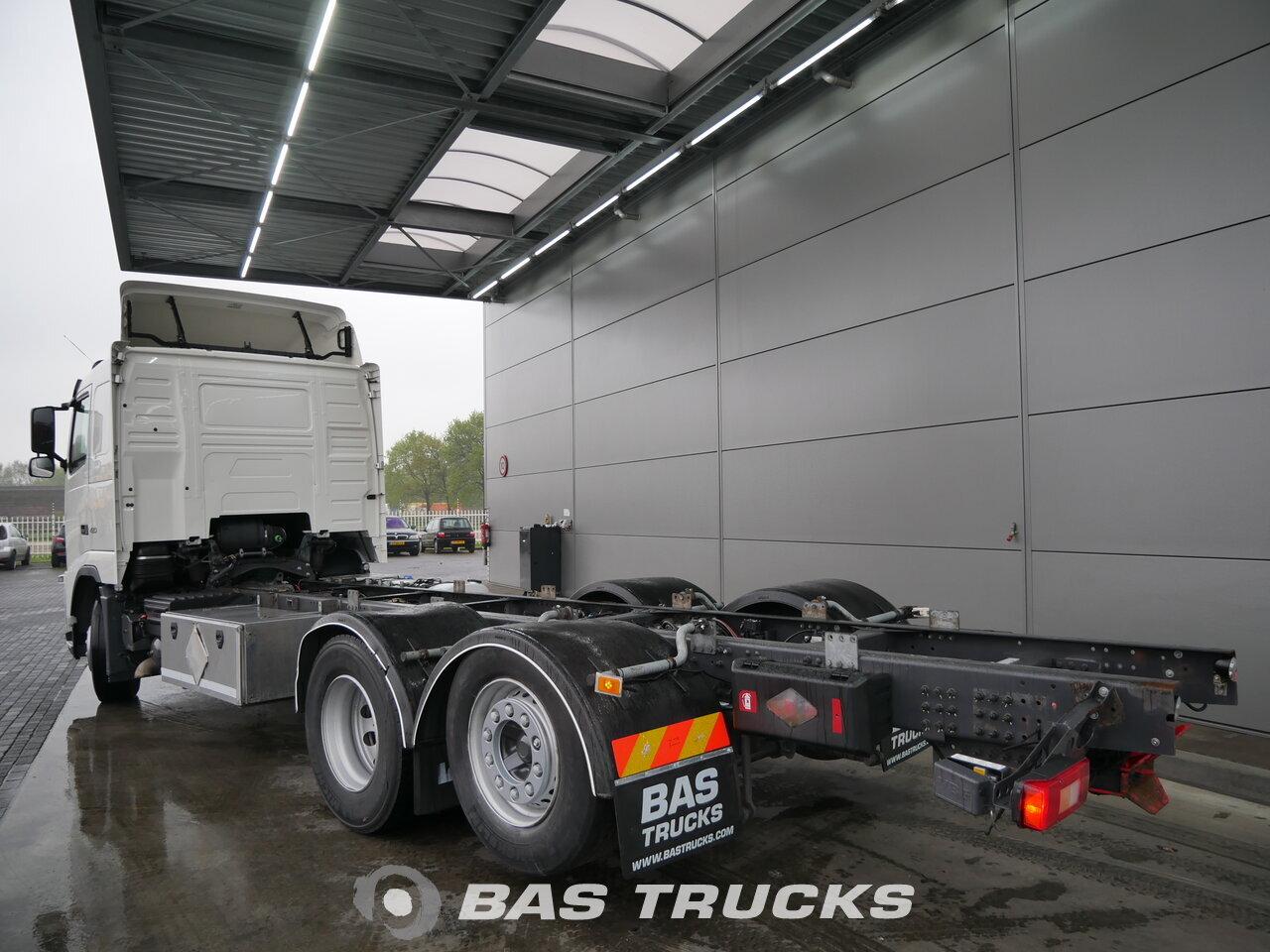 photo de Occasion Camion Volvo FH 420 6X2 2013