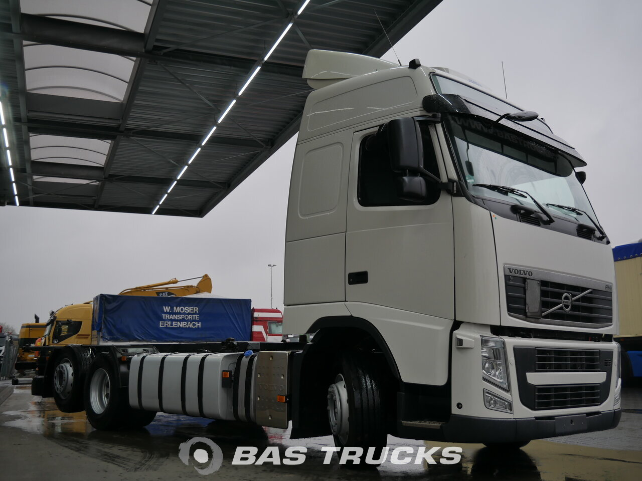 photo de Occasion Camion Volvo FH 500 6X2 2013