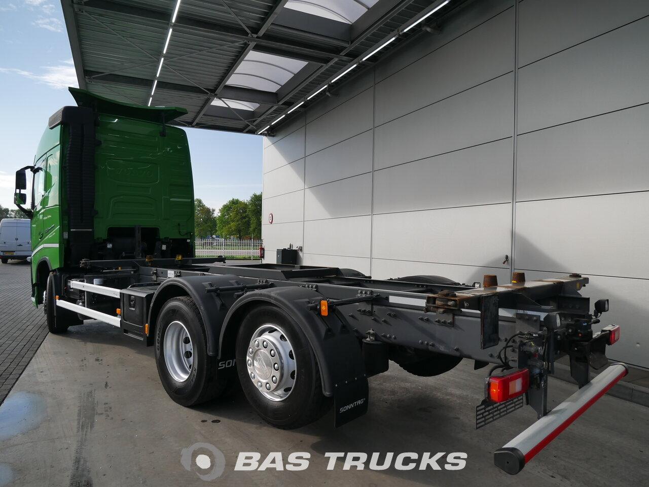 photo de Occasion Camion Volvo FH 500 6X2 2015