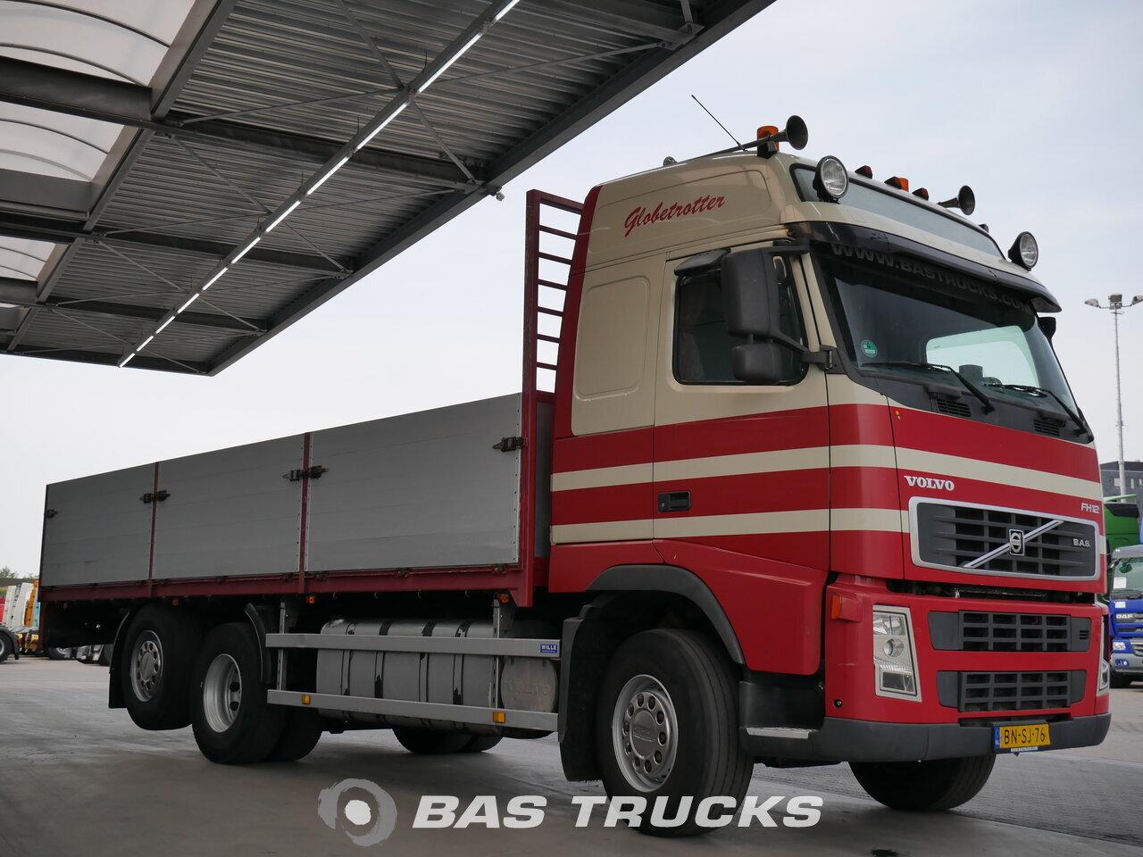 photo de Occasion Camion Volvo FH12 460 6X2 2003