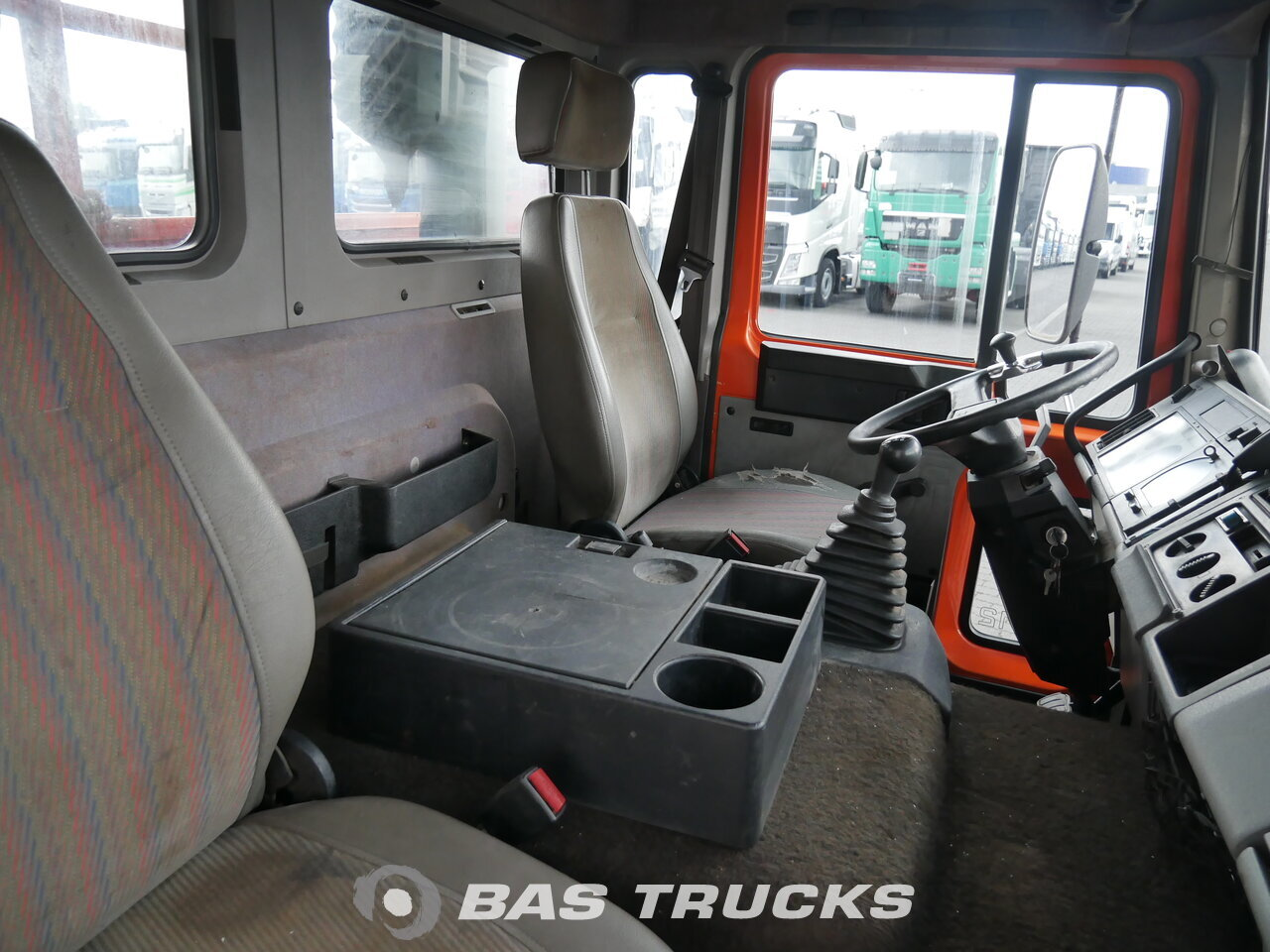 photo de Occasion Camion Volvo FL612 4X2 1997
