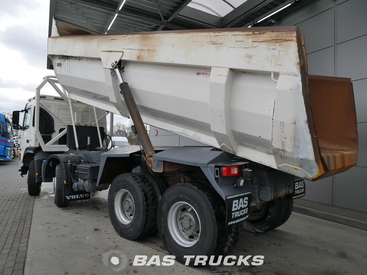 photo de Occasion Camion Volvo FM 420 8X4 2009