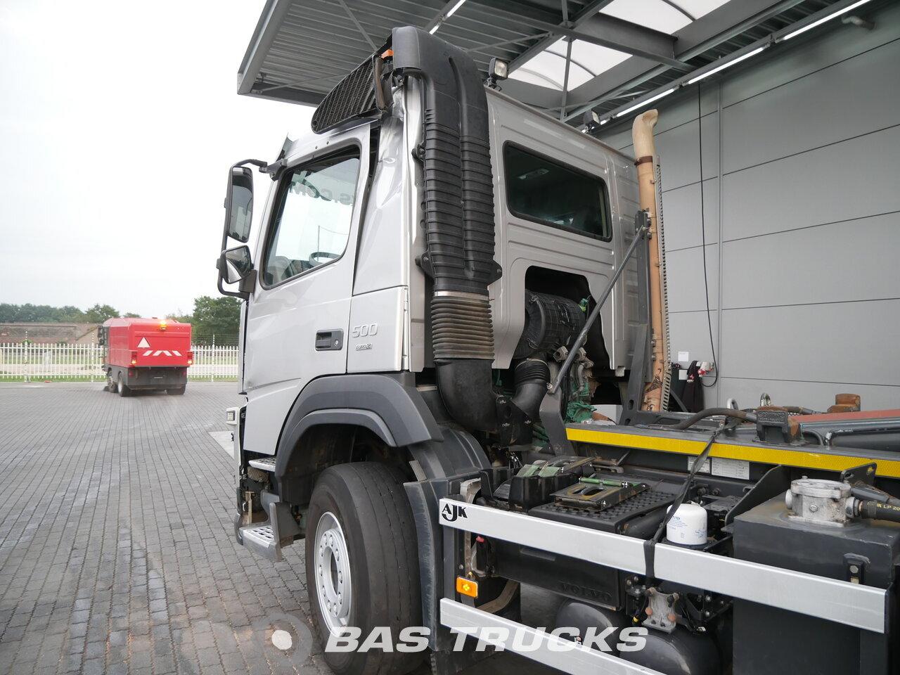 photo de Occasion Camion Volvo FM 420 Unfall Fahrbereit 6X4 2014