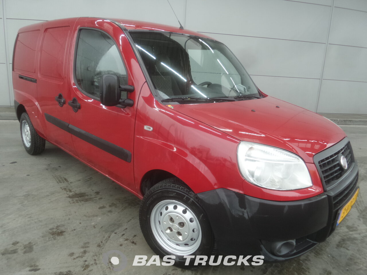 photo de Occasion LCV Fiat Doblo Maxi 2009