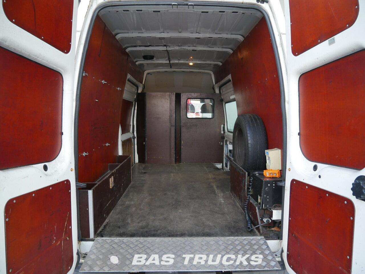 photo de Occasion LCV Ford Transit 2001