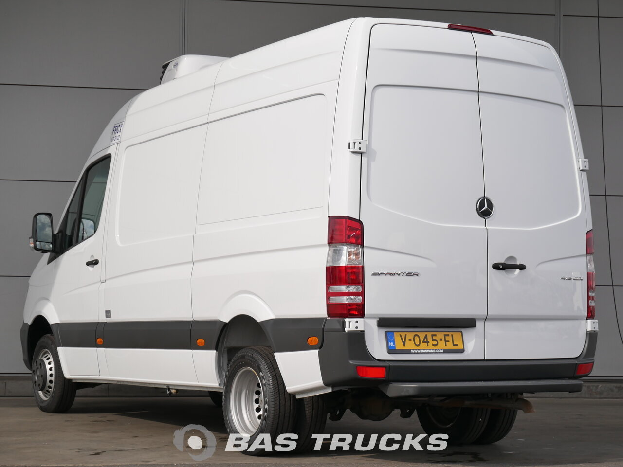 photo de Occasion LCV Mercedes  Sprinter 2016