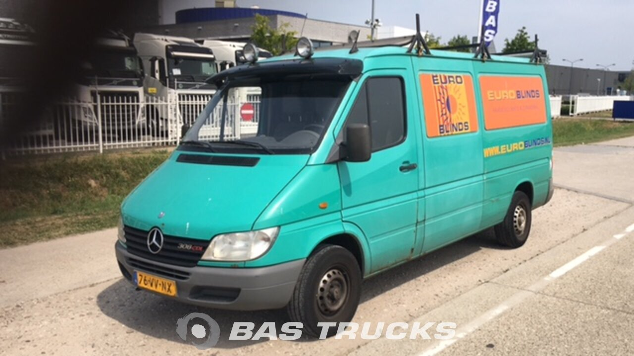 photo de Occasion LCV Mercedes Sprinter 2001