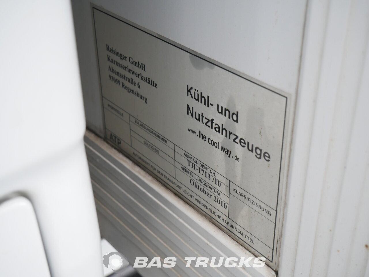 photo de Occasion LCV Mercedes Sprinter 2010
