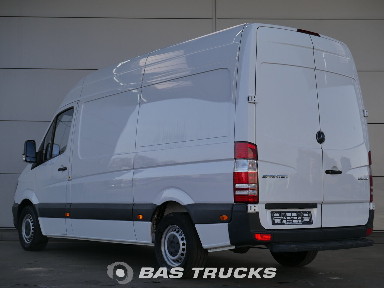 photo de Occasion LCV Mercedes Sprinter 313 2014