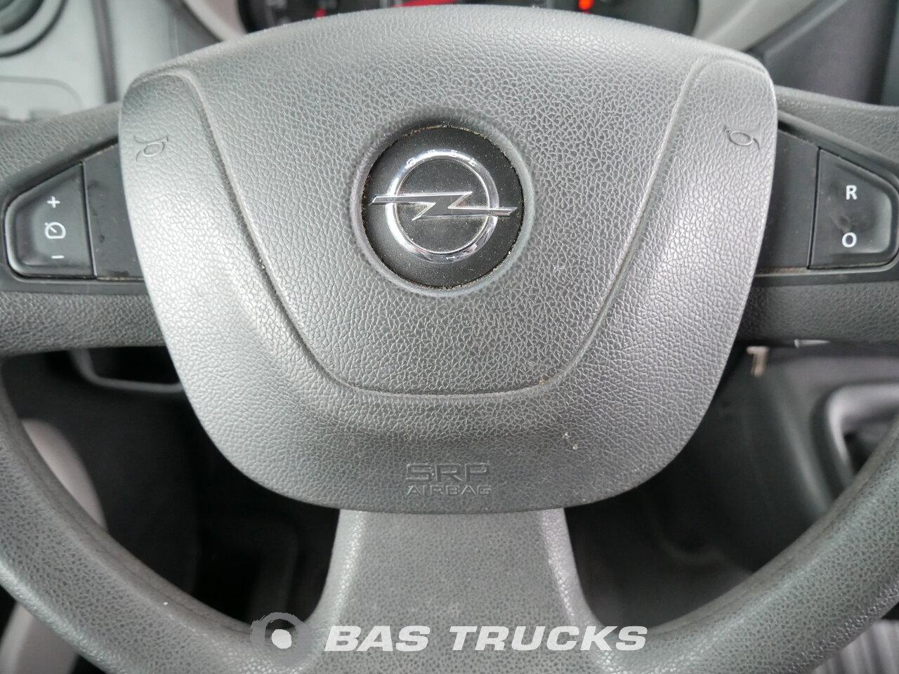 photo de Occasion LCV Opel Movano 2011