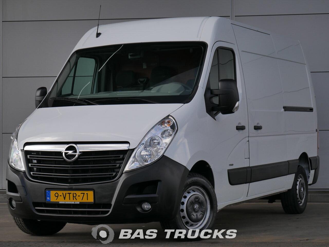 photo de Occasion LCV Opel Movano 2012