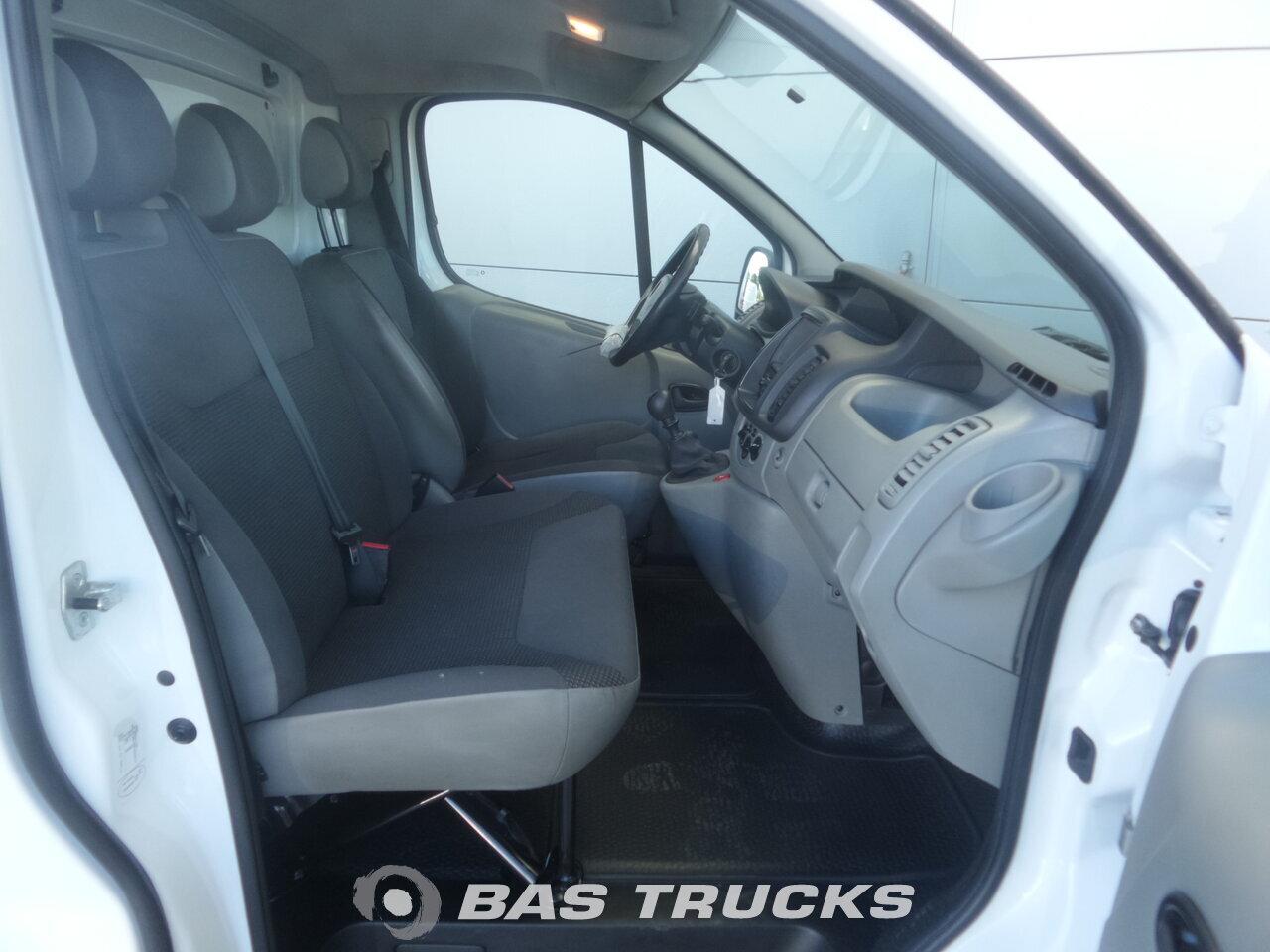 photo de Occasion LCV Opel Vivaro 2011