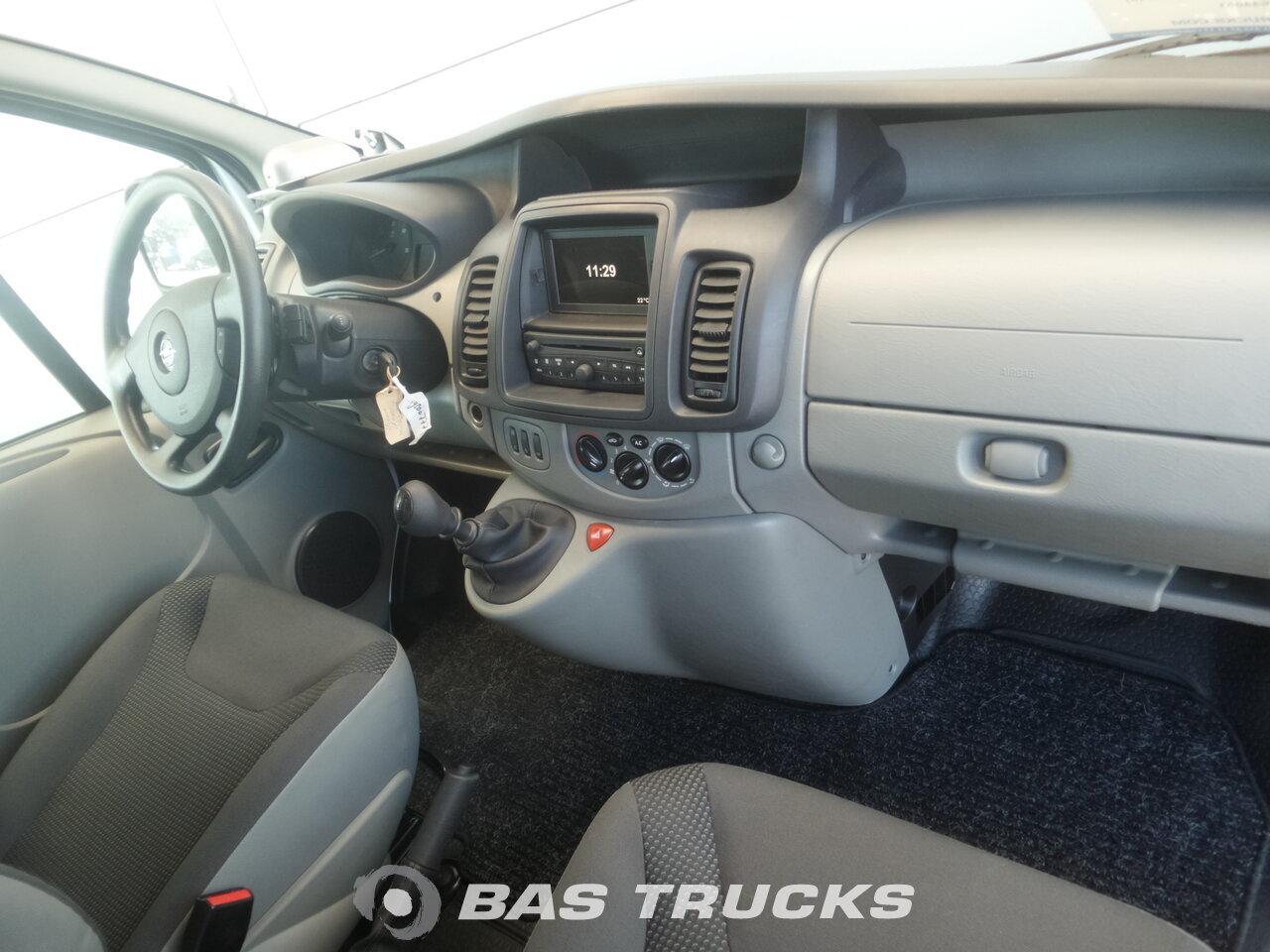 photo de Occasion LCV Opel Vivaro 2012