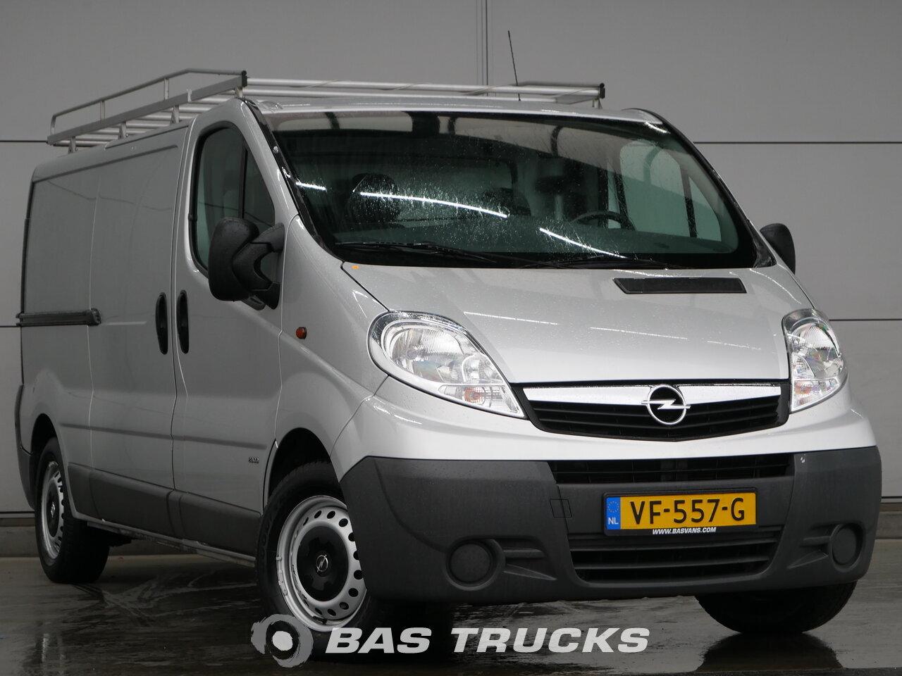 photo de Occasion LCV Opel Vivaro 2013