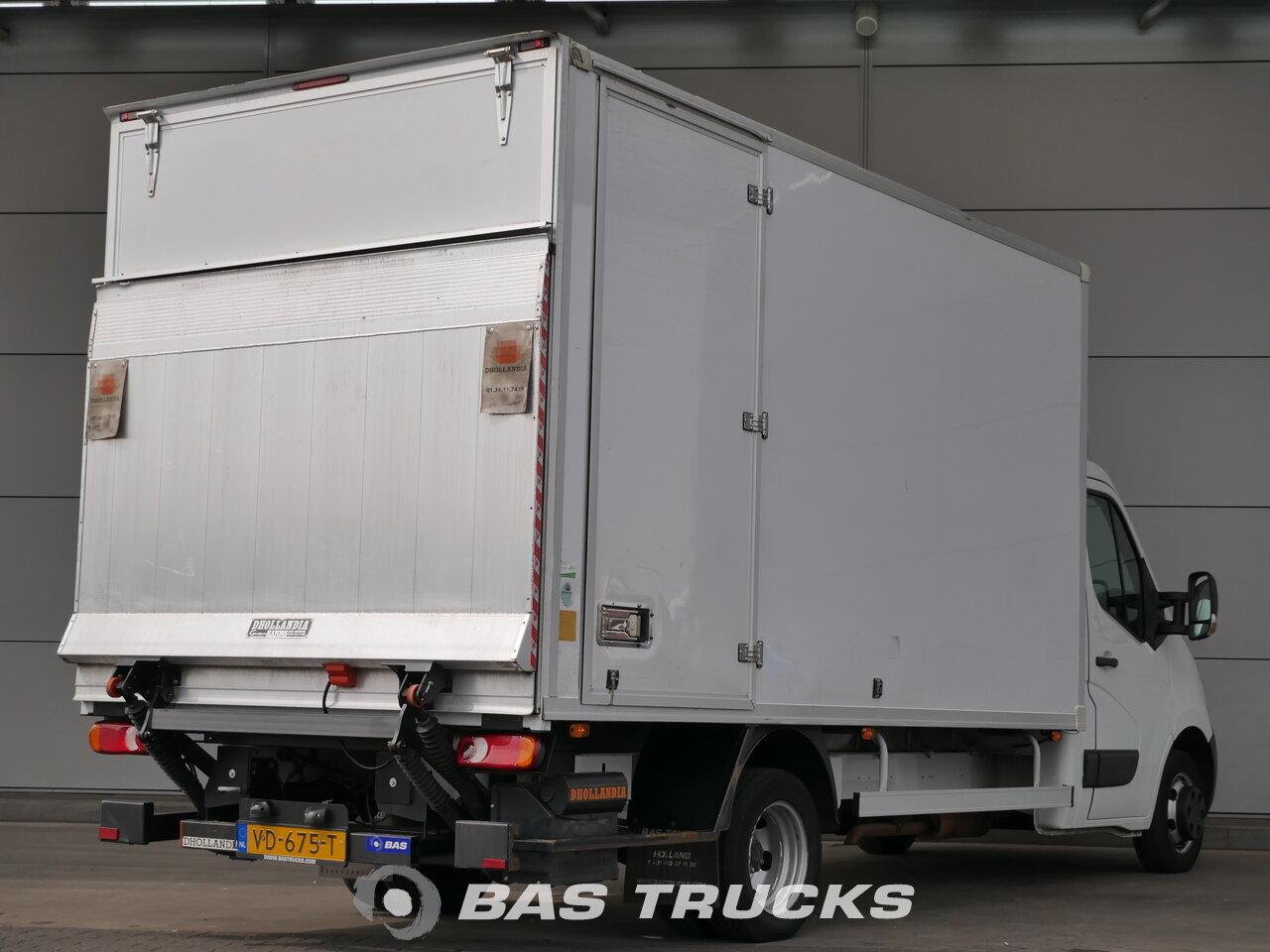 photo de Occasion LCV Renault Master 150.35 2013