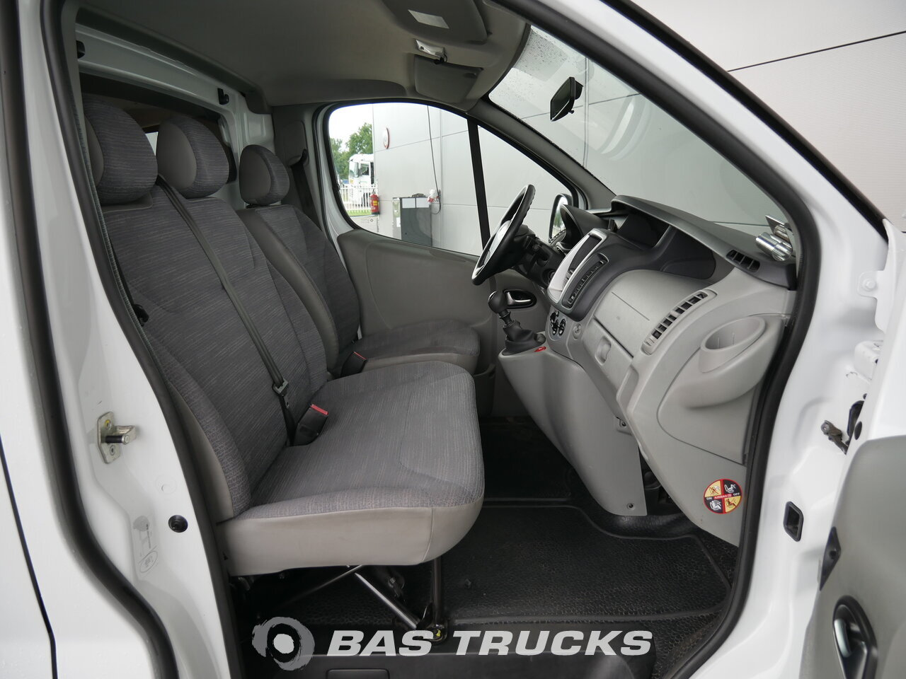 photo de Occasion LCV Renault Trafic 2012