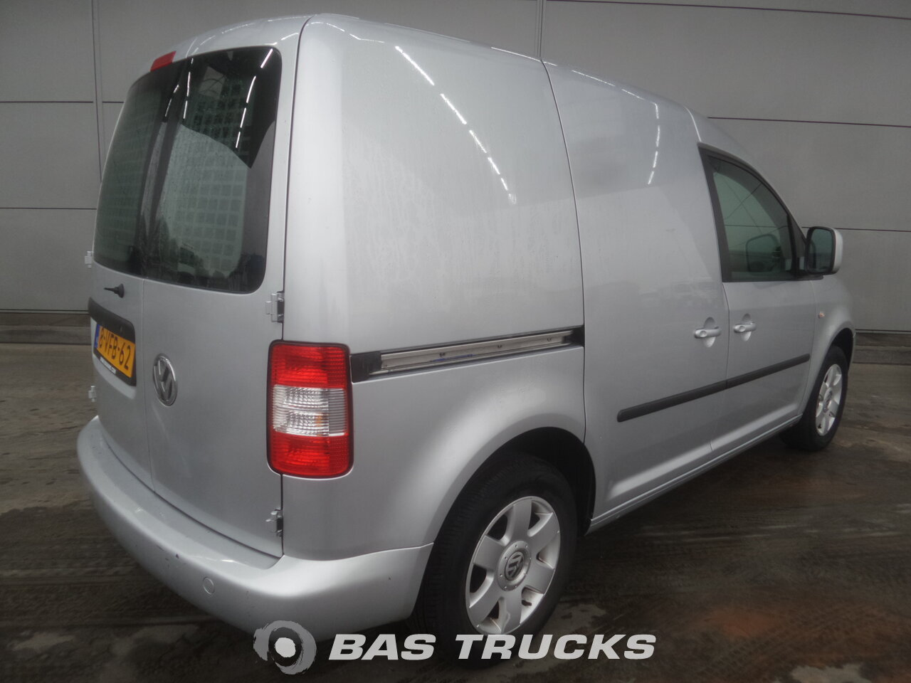photo de Occasion LCV Volkswagen Caddy 2009