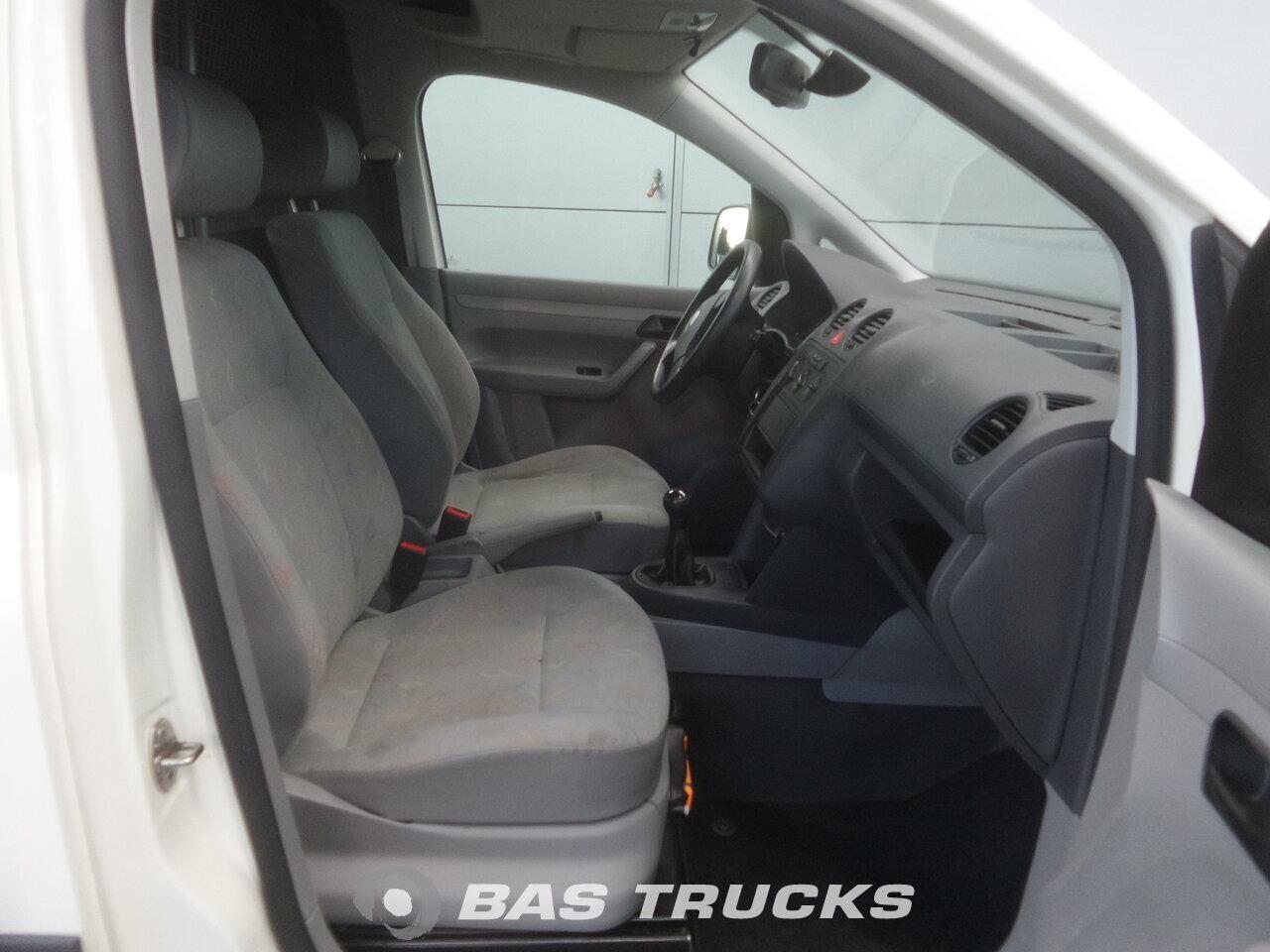 photo de Occasion LCV Volkswagen Caddy 2011