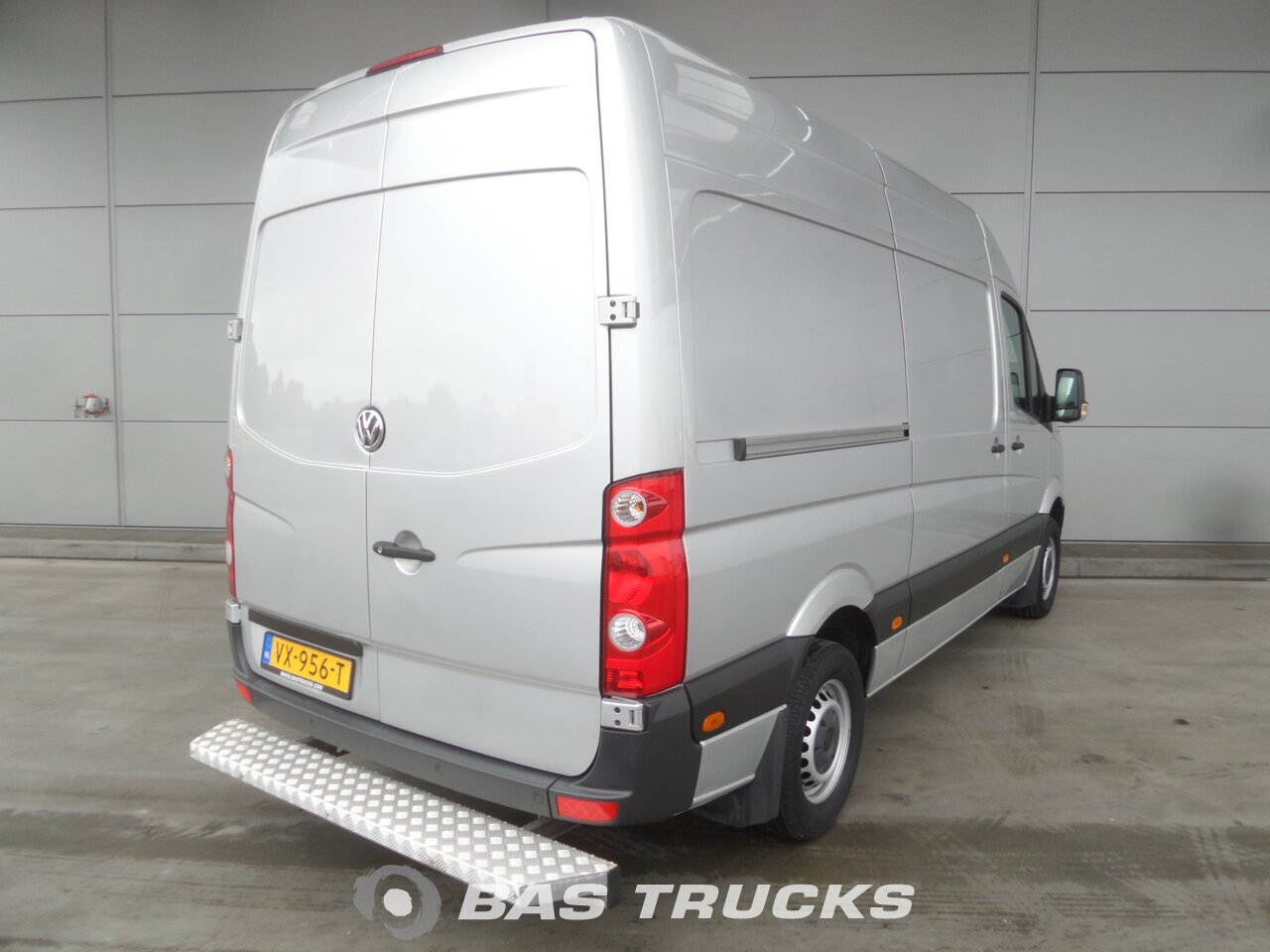 photo de Occasion LCV Volkswagen Crafter 136PK 2014