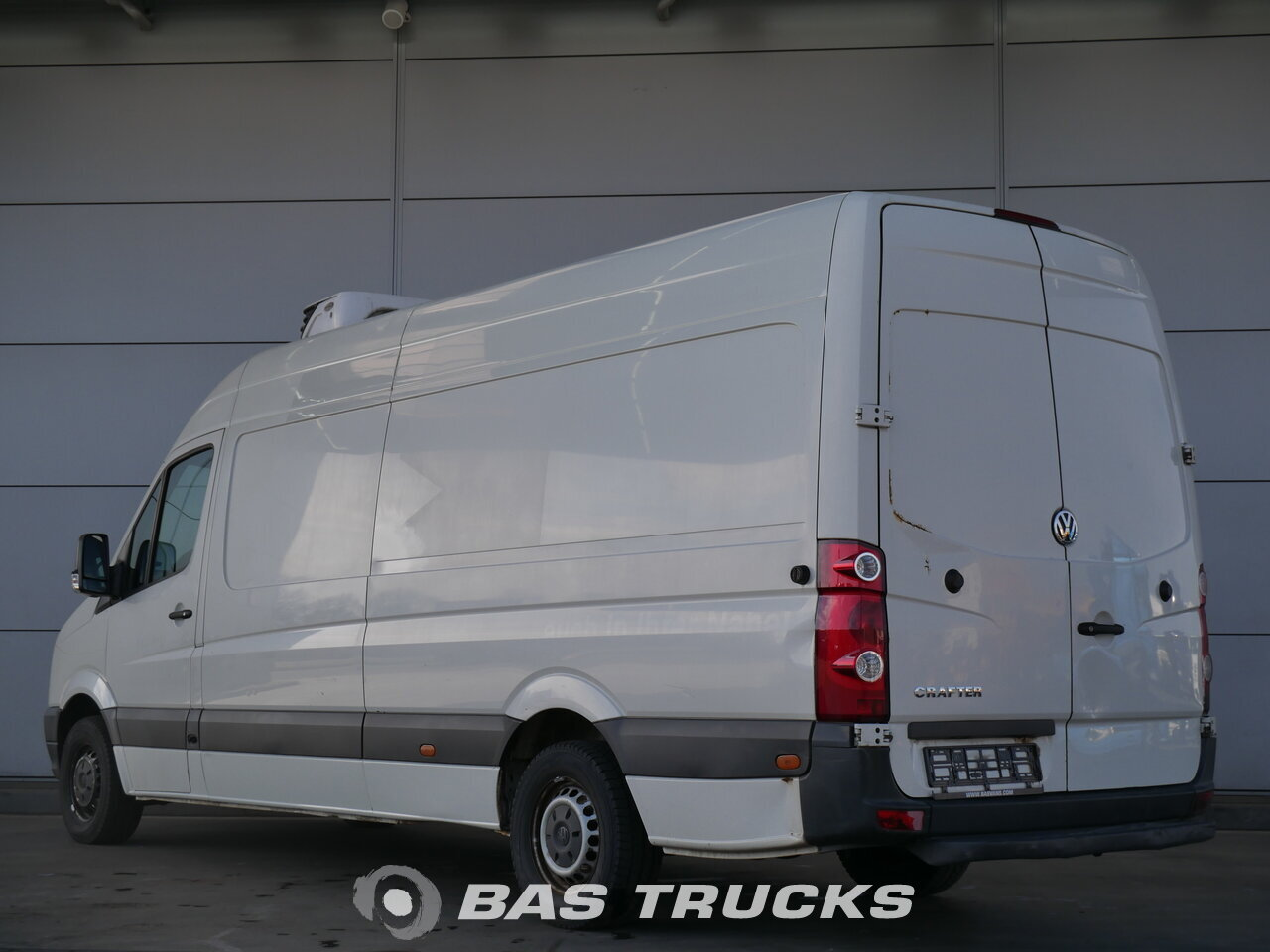 photo de Occasion LCV Volkswagen Crafter 2009