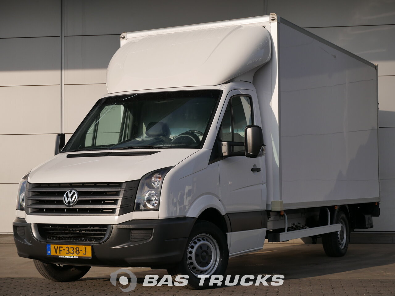 photo de Occasion LCV Volkswagen Crafter 2013
