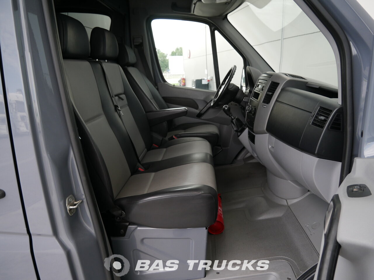 photo de Occasion LCV Volkswagen Crafter 50 2012