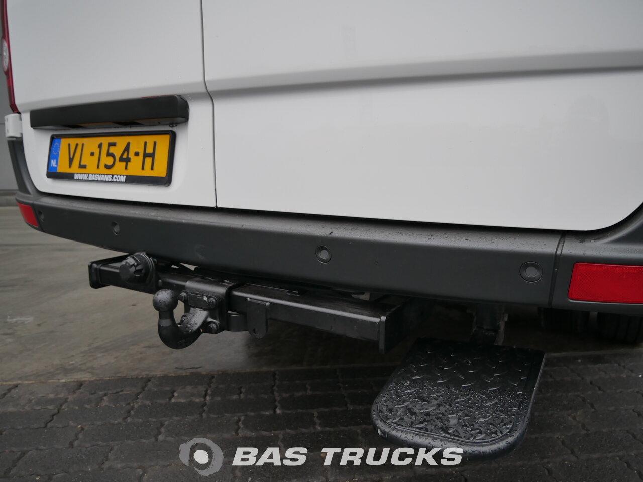 photo de Occasion LCV Volkswagen Crafter 50 2015