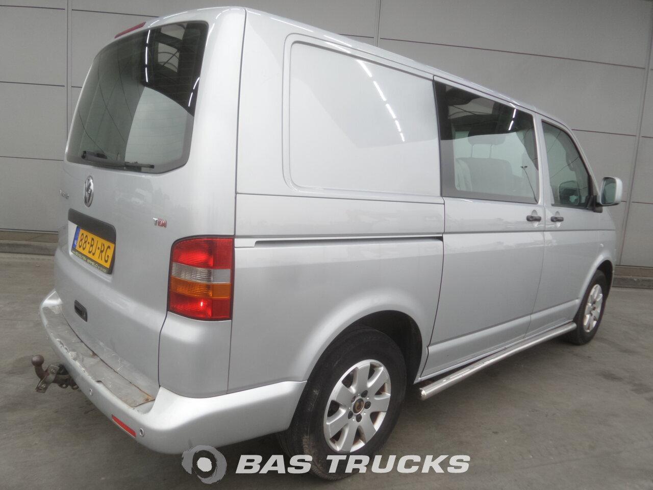 photo de Occasion LCV Volkswagen Transporter 2003