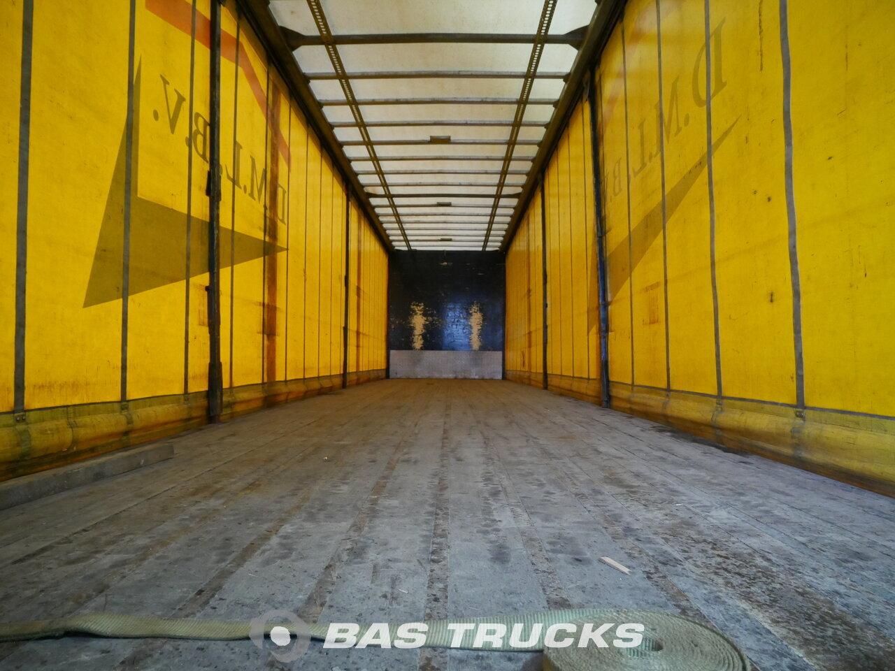 photo de Occasion Semi-remorques Bulthuis Liftachse Hardholz-Bodem TSAA29 3 Essieux 1998