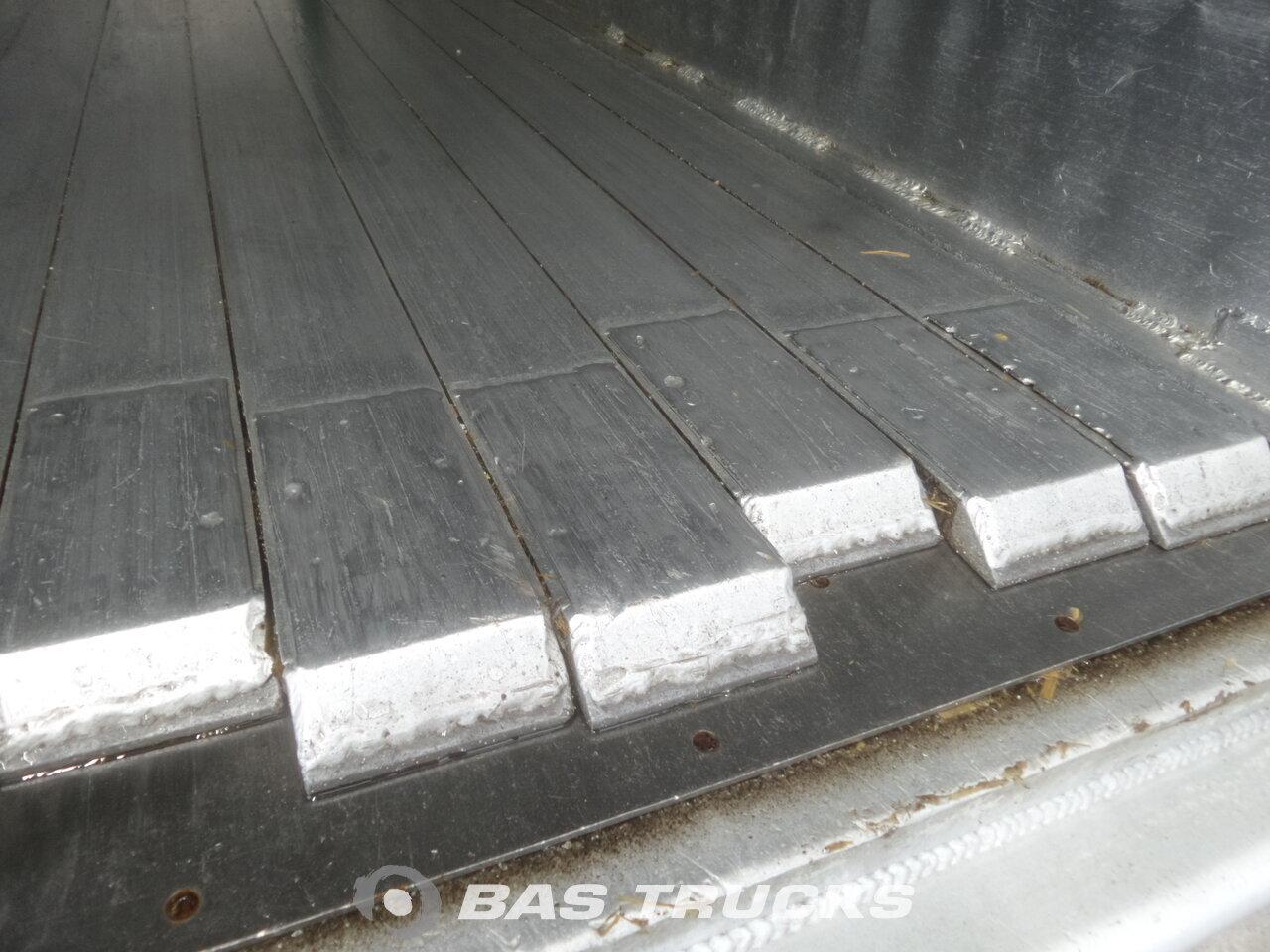 photo de Occasion Semi-remorques Knapen 91m³ Walking-Floor HogeDruk-Reiniger K100 3 Essieux 2013