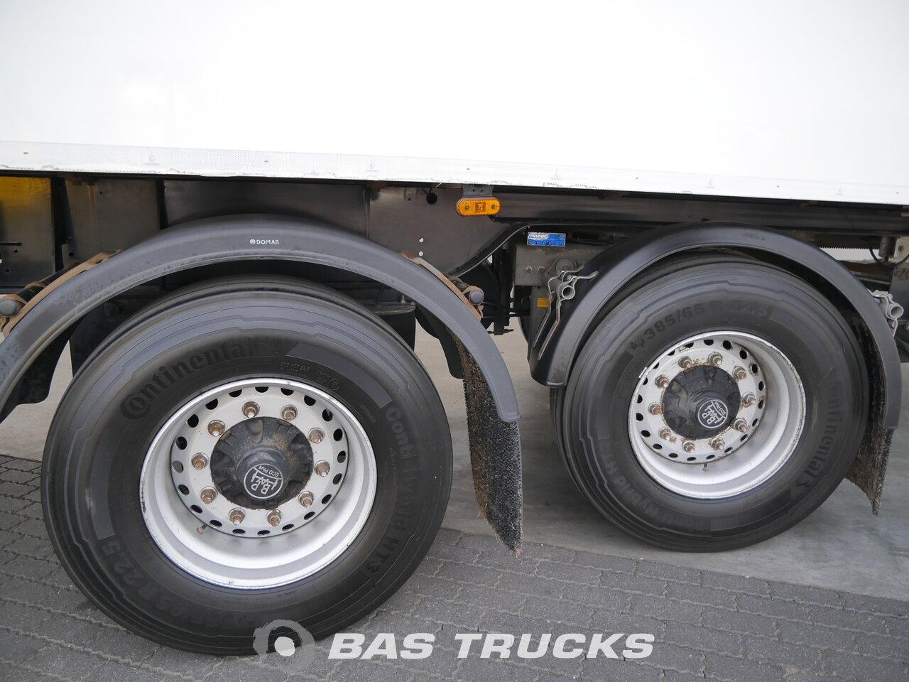 photo de Occasion Semi-remorques System trailers  PRS 18 Lenkachse Ladebordwand 2 Essieux 2012