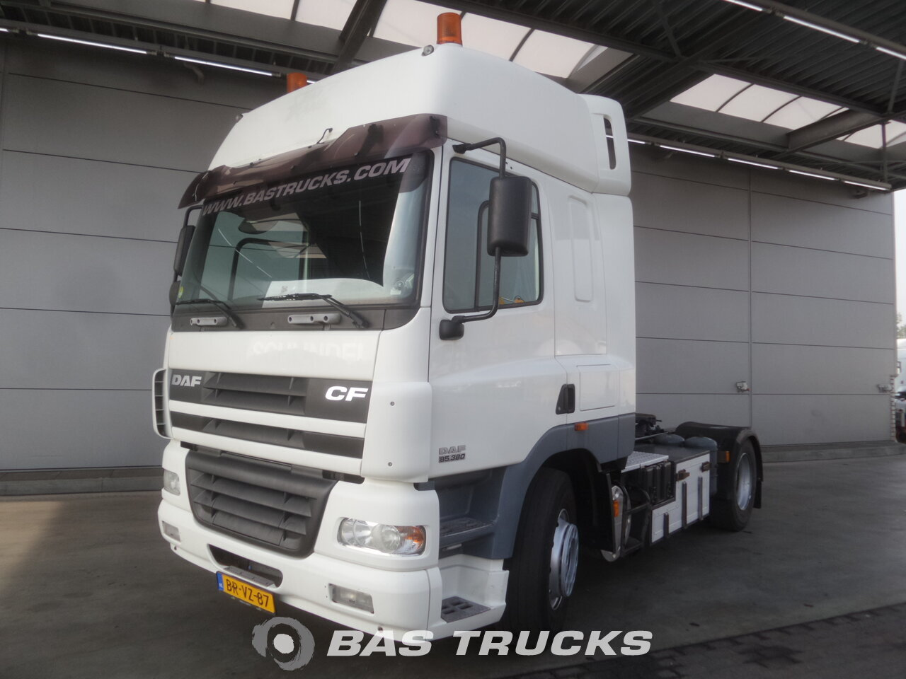 photo de Occasion Tracteur DAF CF85.380 4X2 2006