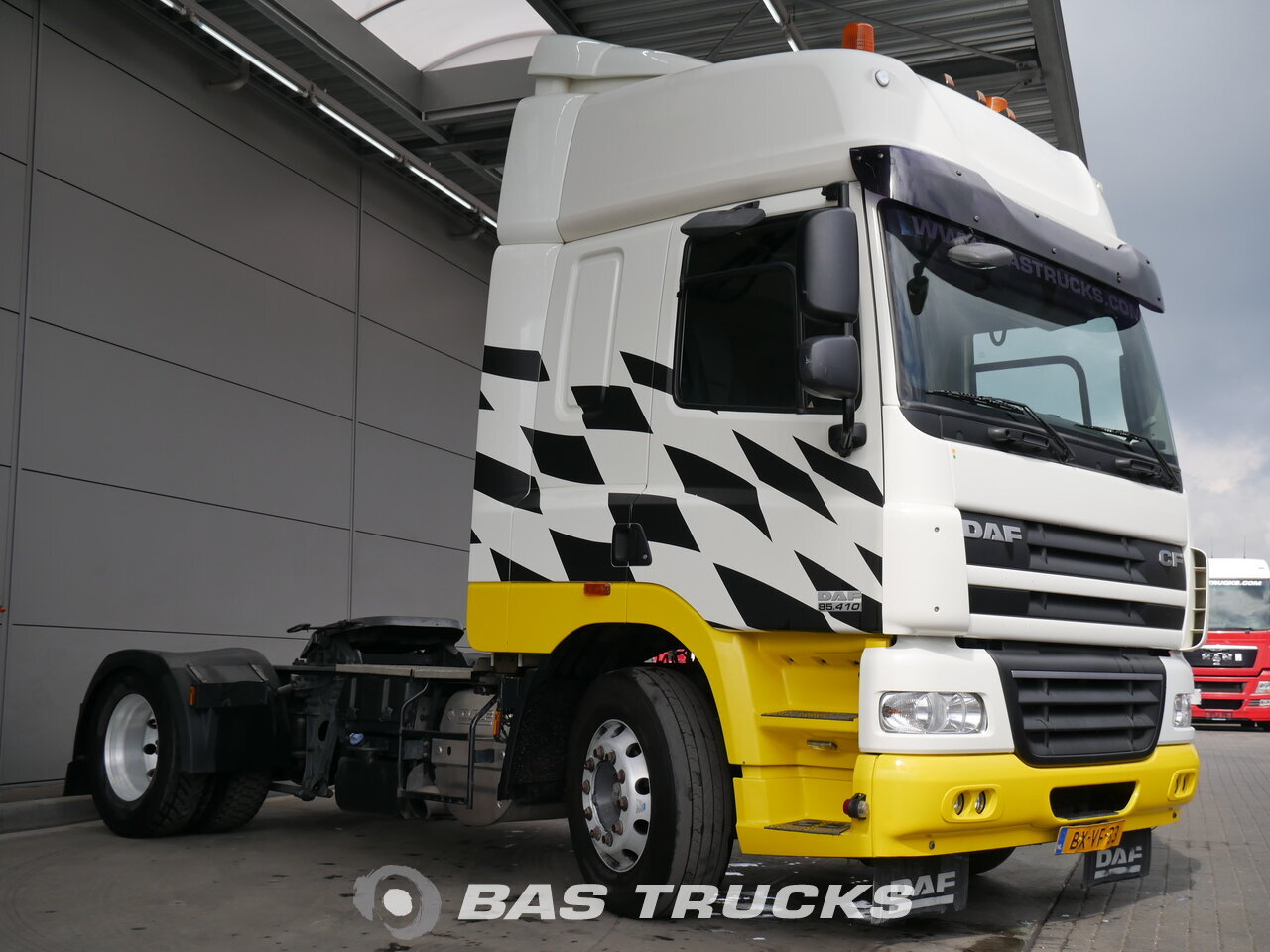 photo de Occasion Tracteur DAF CF85.410 4X2 2010
