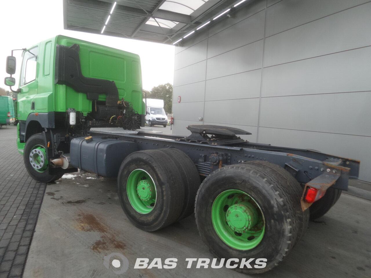 photo de Occasion Tracteur DAF CF85.410 6X4 2013