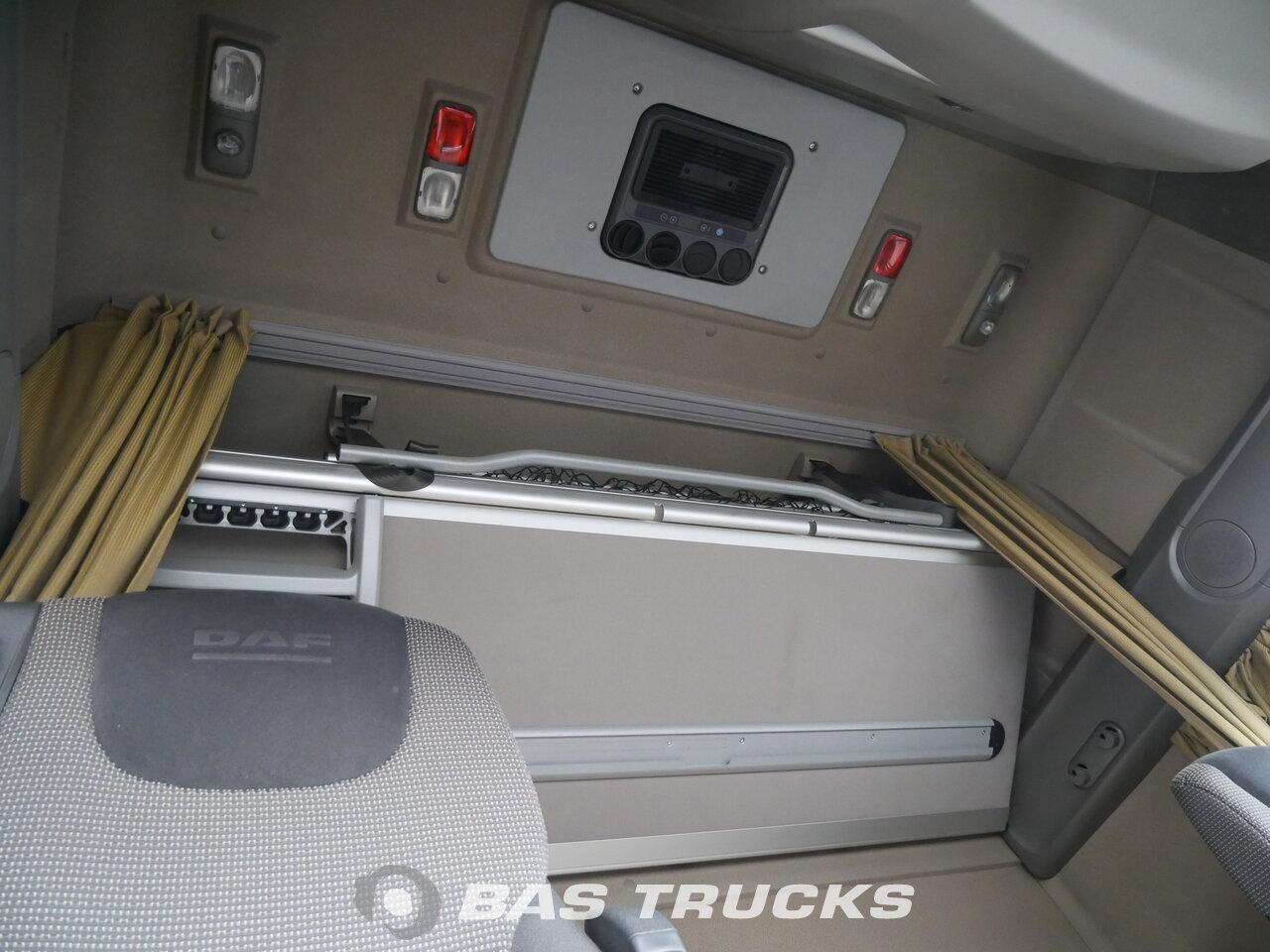 photo de Occasion Tracteur DAF XF 105.460 SSC 4X2 2012