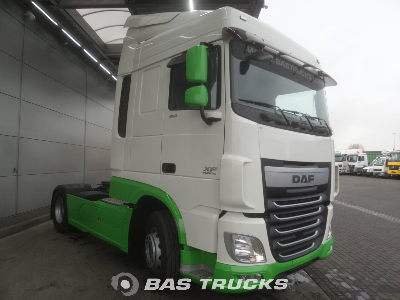 photo de Occasion Tracteur DAF XF 460 4X2 2014