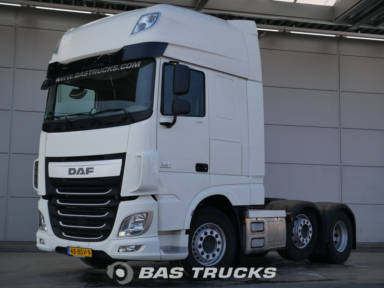 photo de Occasion Tracteur DAF XF 460 SSC 6X2 2014
