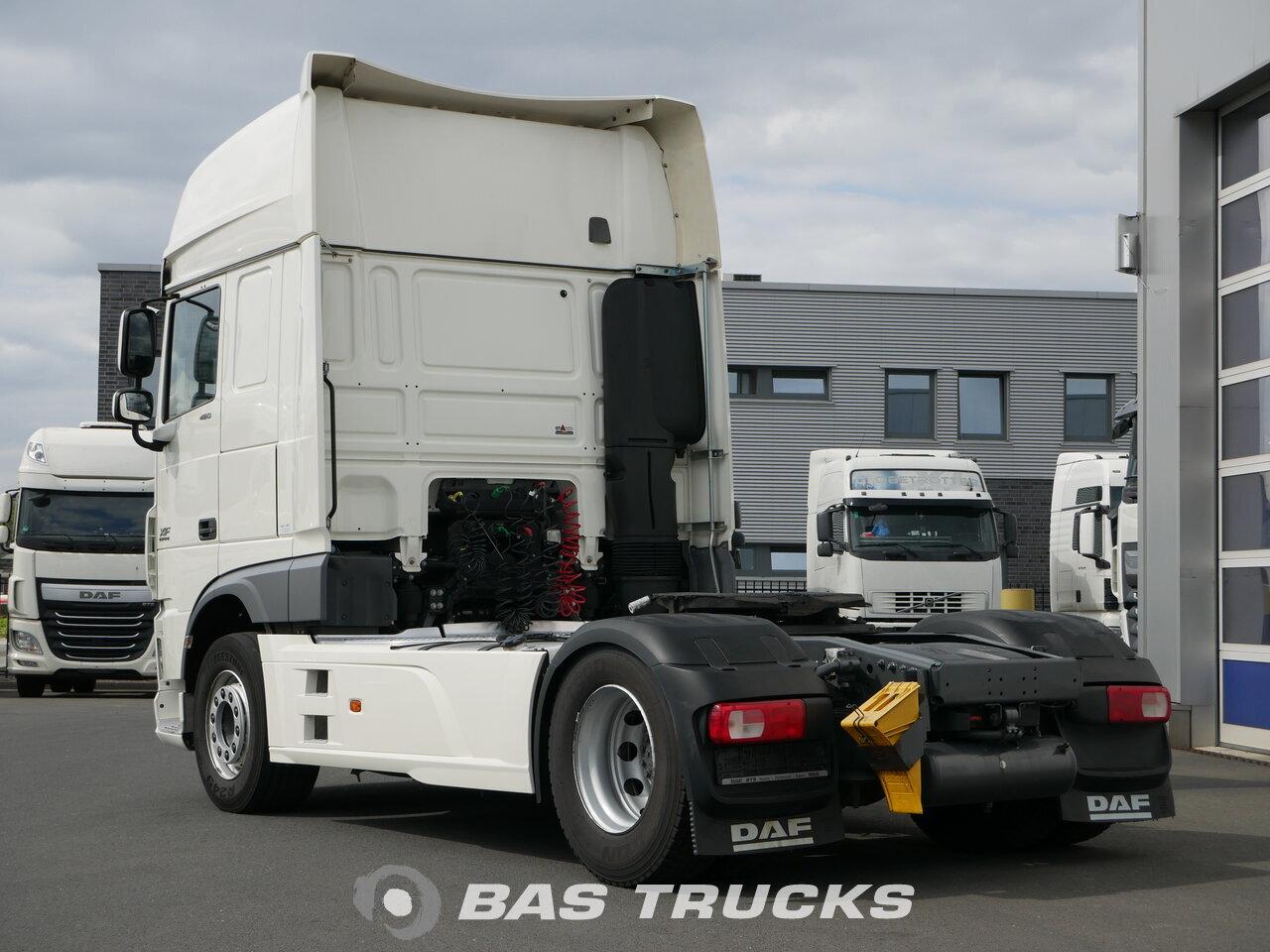photo de Occasion Tracteur DAF XF 460 SSC-Dortmund-DE 4X2 2013