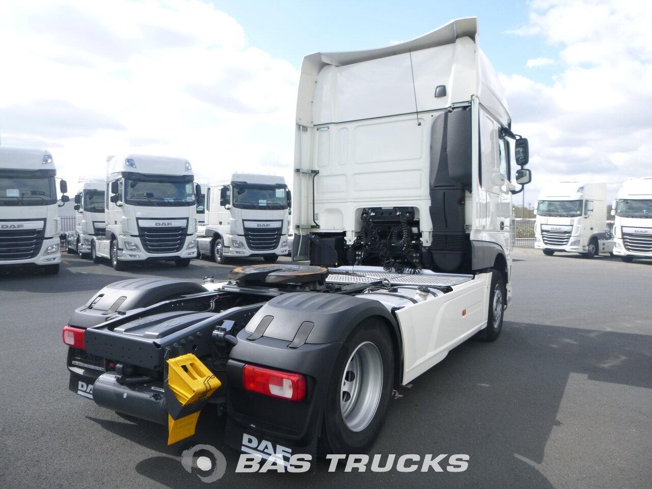 photo de Occasion Tracteur DAF XF 460 SSC Garantie-Dortmund-DE 4X2 2015