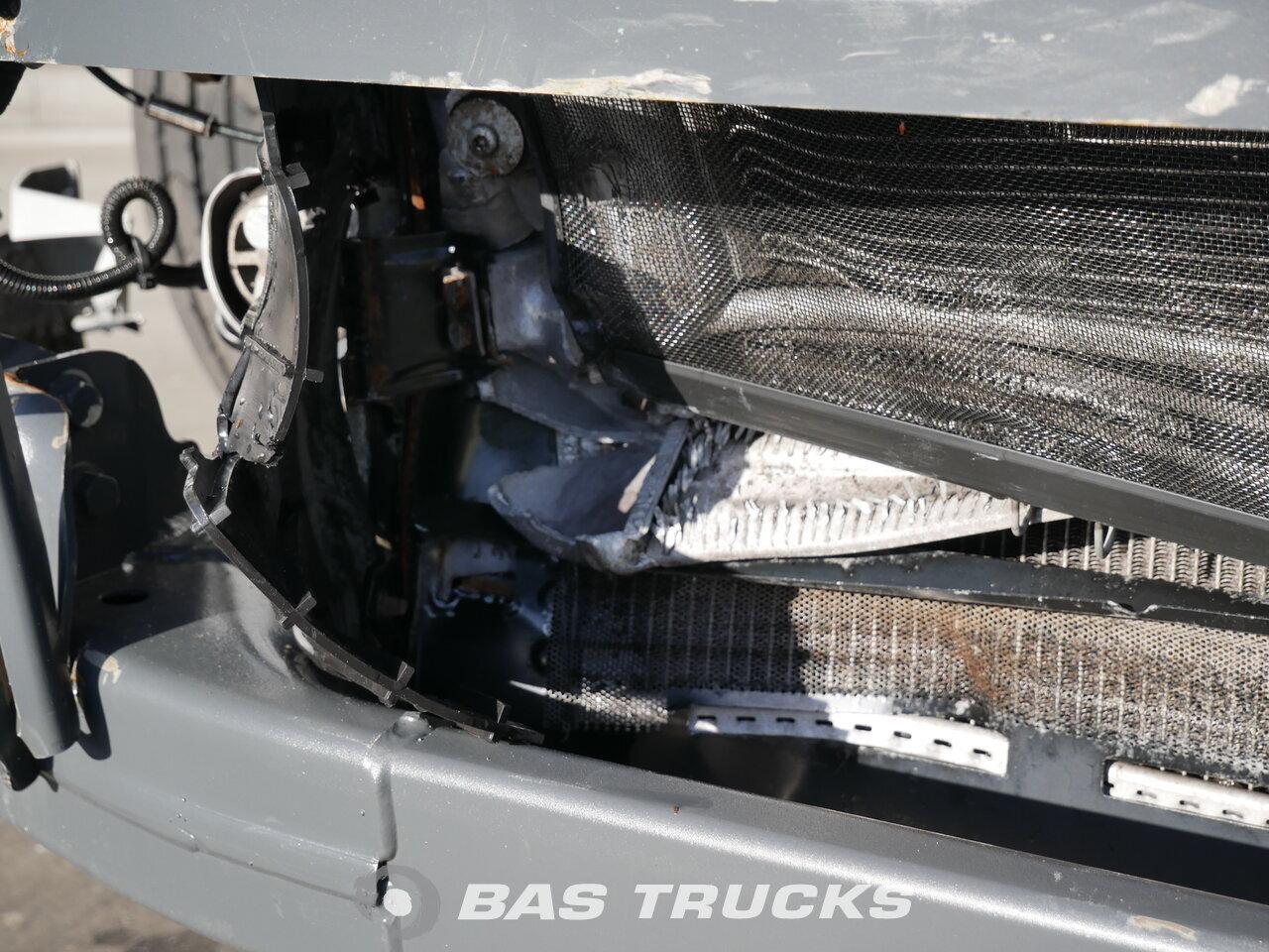 photo de Occasion Tracteur DAF XF 460 SSC Unfall Fahrbereit 4X2 2015