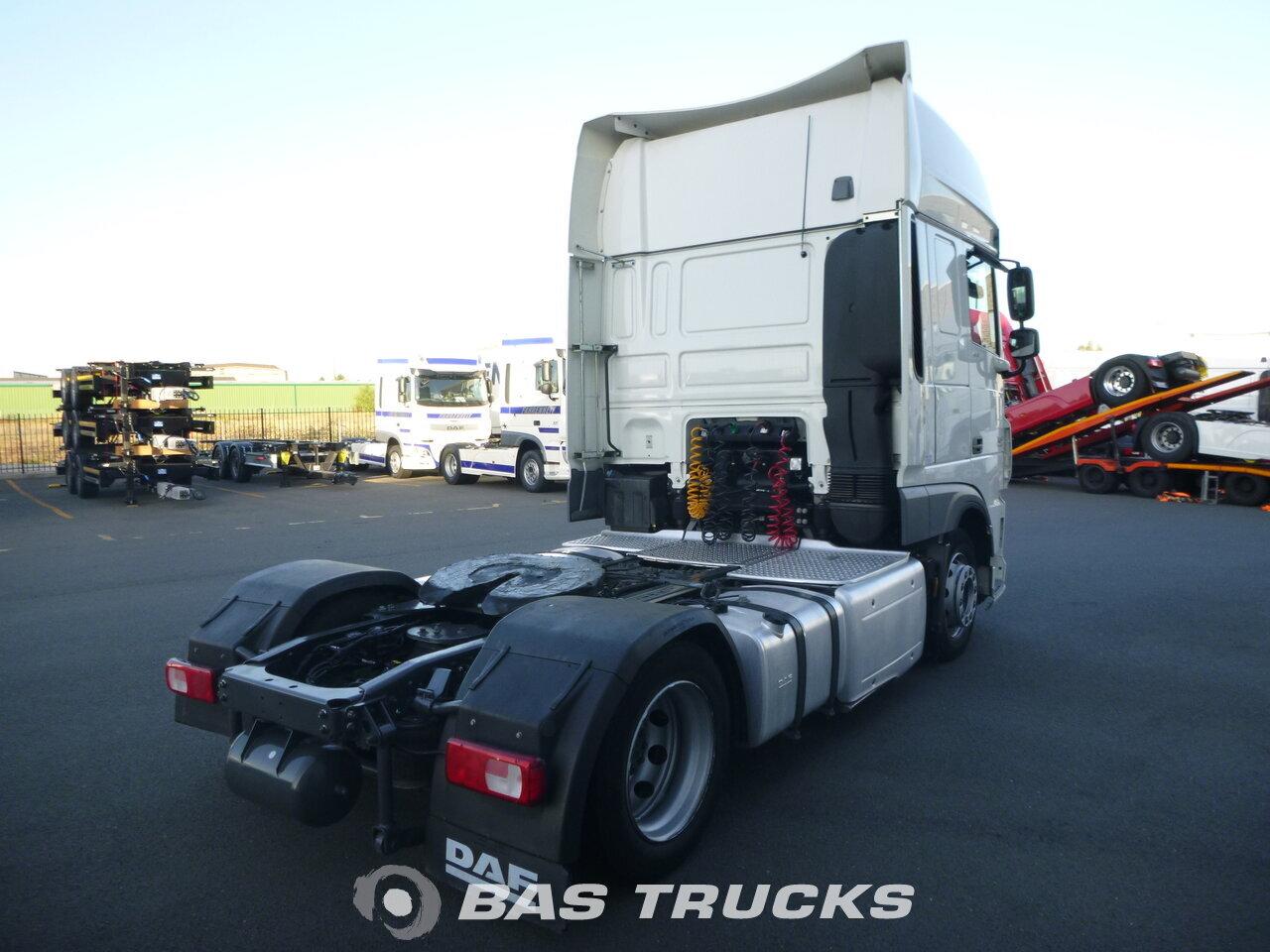 photo de Occasion Tracteur DAF XF 510 SSC, Low Deck Dortmund-DE 4X2 2014